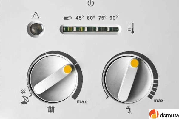 calentadores gas domusa